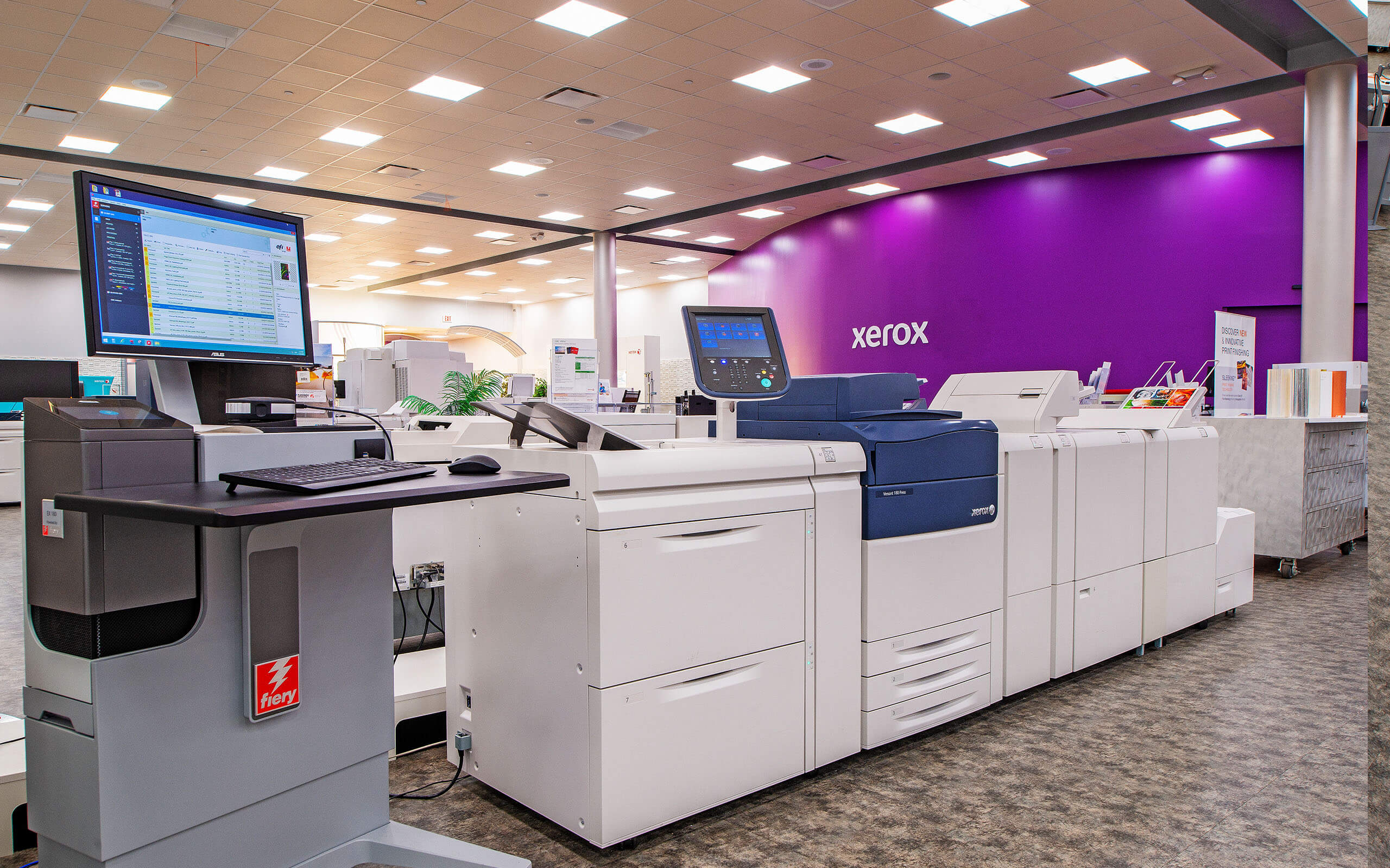 Shop all Xerox<sup>®</sup> Production Printing Devices from Conestoga Business Solutions, A Xerox Business Solutions Company