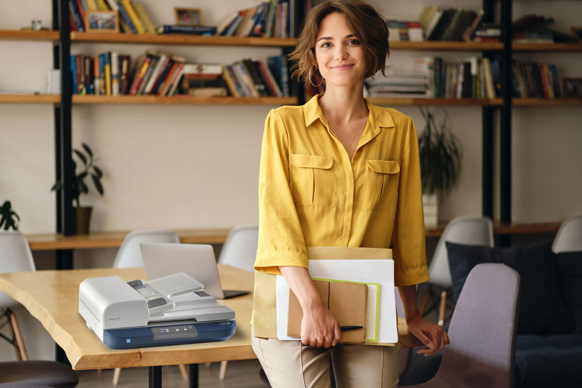 Shop Xerox® DocuMate scanners for checks, identification cards and passports from Conestoga Business Solutions, A Xerox Business Solutions Company